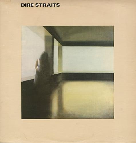 Dire Straits Dire Straits vinyl LP album (LP record) Canadian DIRLPDI378797
