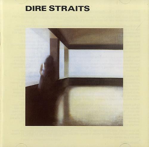 Dire Straits Dire Straits CD album (CDLP) UK DIRCDDI407123