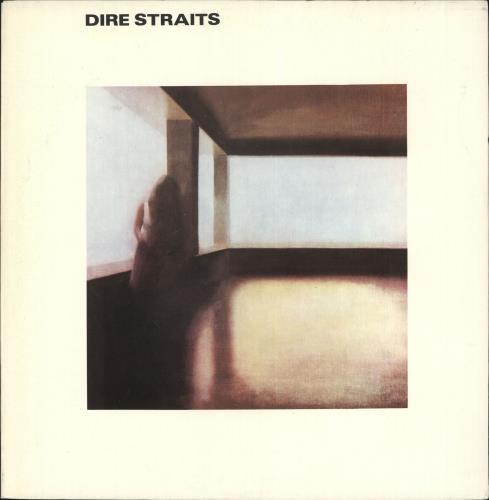 Dire Straits Dire Straits vinyl LP album (LP record) Portugese DIRLPDI716179