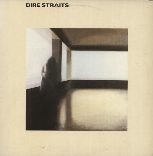 Dire Straits Dire Straits vinyl LP album (LP record) Hong Kong DIRLPDI742928