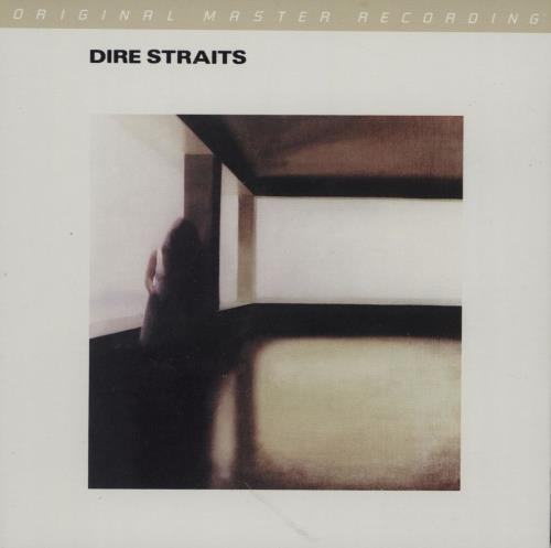 Dire Straits Dire Straits super audio CD SACD US DIRSADI752543
