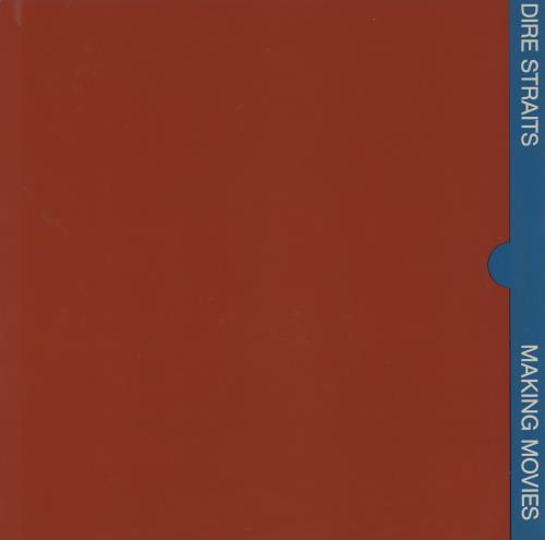 Dire Straits Making Movies vinyl LP album (LP record) Dutch DIRLPMA572594