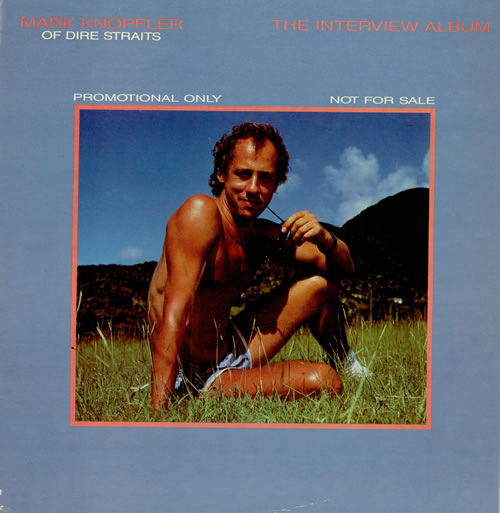 Dire Straits Mark Knopfler The Interview Album Canadian
