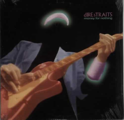 Dire Straits Money For Nothing - Columbia House - Sealed vinyl LP album (LP record) US DIRLPMO622662