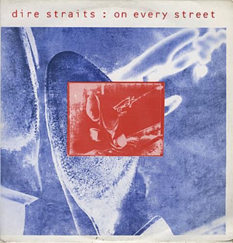 Dire Straits On Every Street Colombian Vinyl Lp Album Lp