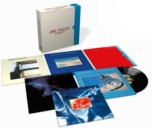 Dire Straits The Studio Albums 1978-1991 - NAD 2020 Vinyl Box Set UK DIRVXTH753887