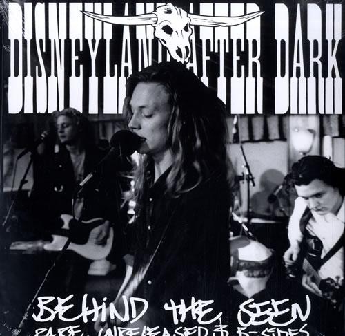 Disneyland After Dark Behind The Seen 2-LP vinyl record set (Double Album) UK DAD2LBE560903