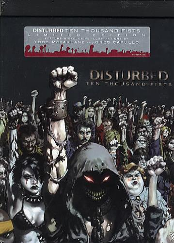 Not Ten thousand fist by disturbed think