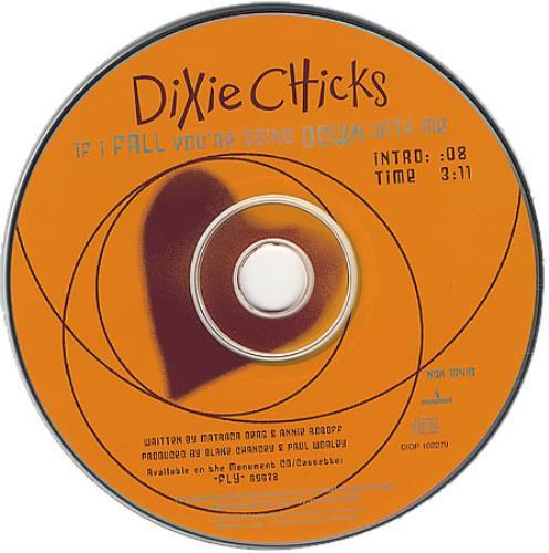 Dixie Chicks Fly Cd