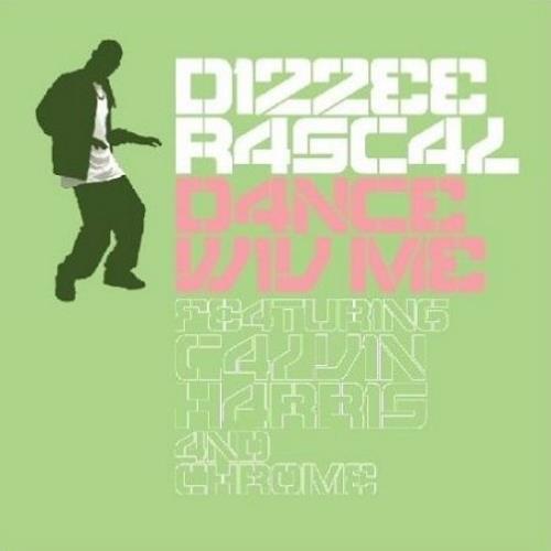 """Dizzee Rascal Dance Wiv Me CD single (CD5 / 5"""") UK DZRC5DA437884"""