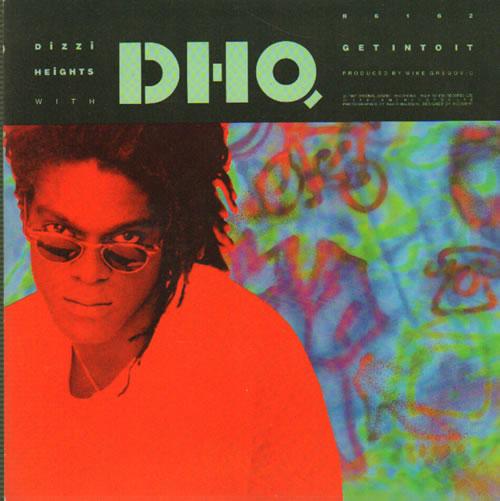 "Dizzi Heights Get Into It 7"" vinyl single (7 inch record) UK FQ-07GE641333"