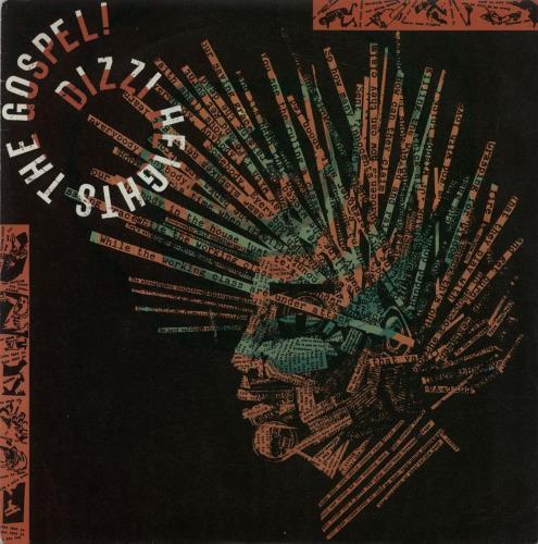 "Dizzi Heights The Gospel! (Tell It Like It Is) 7"" vinyl single (7 inch record) UK FQ-07TH648619"