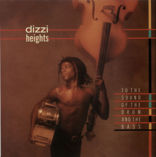 """Dizzi Heights To The Sound Of The Drum And The Bass 12"""" vinyl single (12 inch record / Maxi-single) UK FQ-12TO606530"""