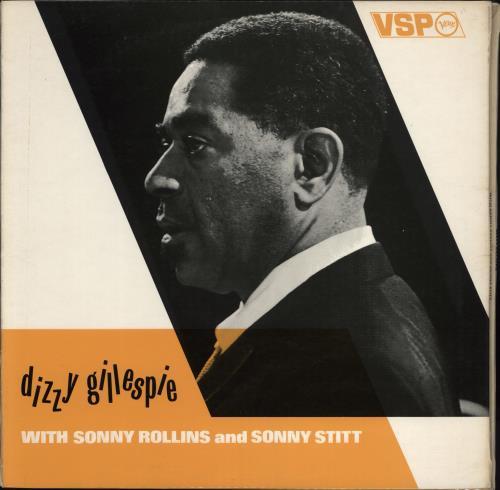 Dizzy Gillespie Dizzy Gillespie With Sonny Rollins And Sonny Stitt 2-LP vinyl record set (Double Album) UK DB52LDI469103