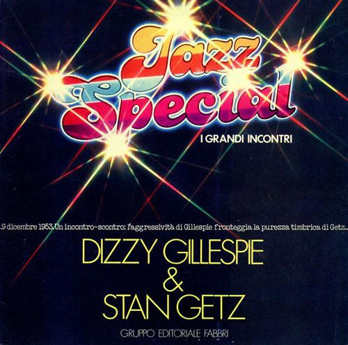 Dizzy Gillespie I Grandi Incontri vinyl LP album (LP record) Italian DB5LPIG470701