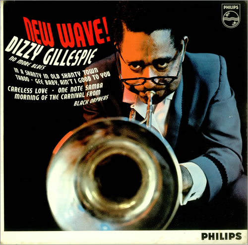 Dizzy Gillespie New Wave! vinyl LP album (LP record) UK DB5LPNE449847