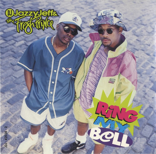 "DJ Jazzy Jeff Ring My Bell CD single (CD5 / 5"") US JAZC5RI463287"