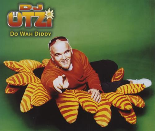 "DJ Otzi Do Wah Diddy CD single (CD5 / 5"") UK OTZC5DO247662"