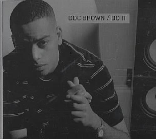 "Doc Brown Do It CD single (CD5 / 5"") UK DCUC5DO326990"