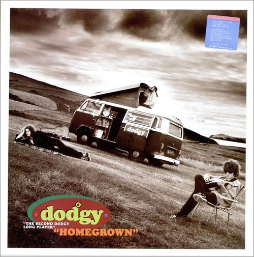 Dodgy Homegrown vinyl LP album (LP record) UK DODLPHO483967
