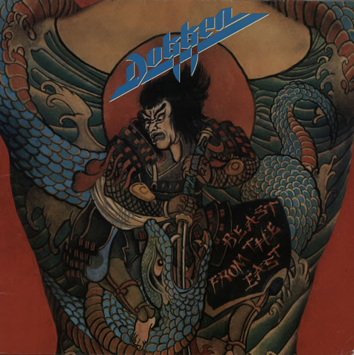 Dokken Beast From The East 2-LP vinyl record set (Double Album) UK DOK2LBE276441