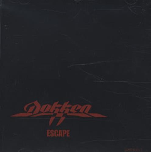"Dokken Escape CD single (CD5 / 5"") US DOKC5ES318218"