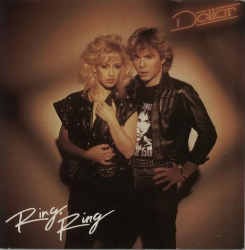 """Dollar Ring Ring 7"""" vinyl single (7 inch record) UK DLL07RI129540"""