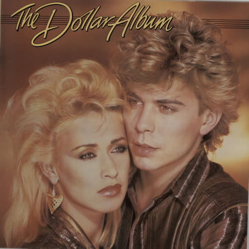 Dollar The Dollar Album vinyl LP album (LP record) UK DLLLPTH231644