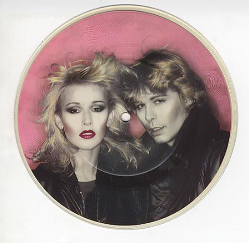 """Dollar You Take My Breath Away 7"""" vinyl picture disc 7 inch picture disc single UK DLL7PYO116113"""