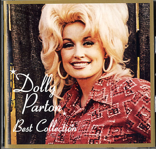 Dolly Parton Best Collection Japanese Cd Album Cdlp 206820