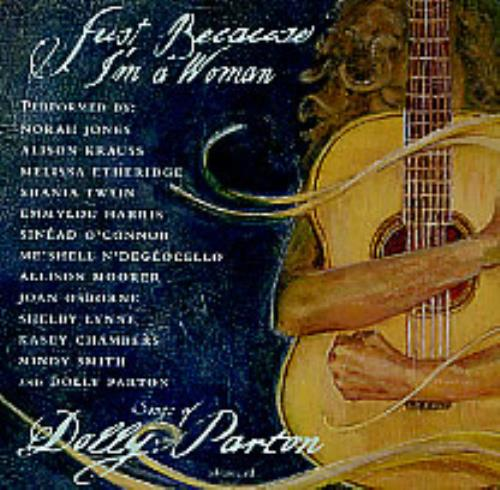 Dolly Parton Just Because I M A Woman Us Promo Cd Album