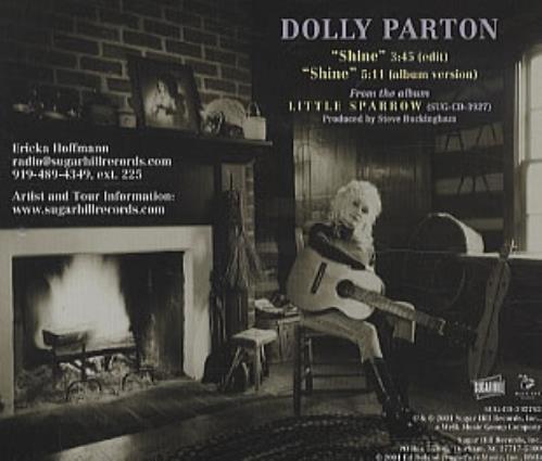 Marvelous Dolly Parton Shine Us Promo Cd Single Cd5 5 316303 Lamtechconsult Wood Chair Design Ideas Lamtechconsultcom