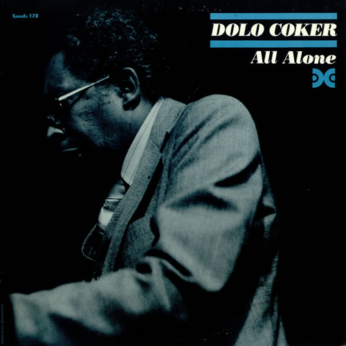 Dolo Coker All Alone vinyl LP album (LP record) US D0XLPAL493628
