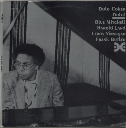Dolo Coker Dolo! vinyl LP album (LP record) US D0XLPDO668441