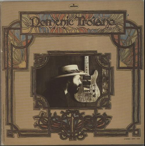 Domenic Troiano Domenic Troiano vinyl LP album (LP record) US G4MLPDO627353