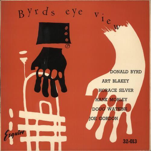 Donald Byrd Byrd's Eye View - 1st vinyl LP album (LP record) UK DOBLPBY743457