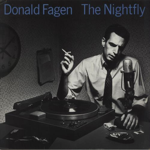 Donald Fagen The Nightfly vinyl LP album (LP record) UK DLFLPTH684653