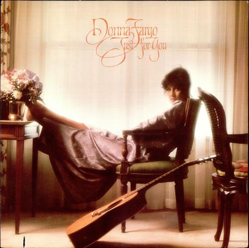 Donna Fargo Just For You Us Vinyl Lp Album Lp Record