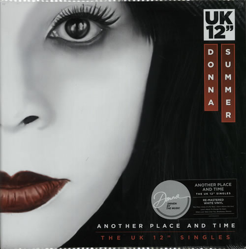 "Donna Summer Another Place And Time: The UK 12"" Singles - RSD15 - Sealed Vinyl Box Set UK SUMVXAN628248"