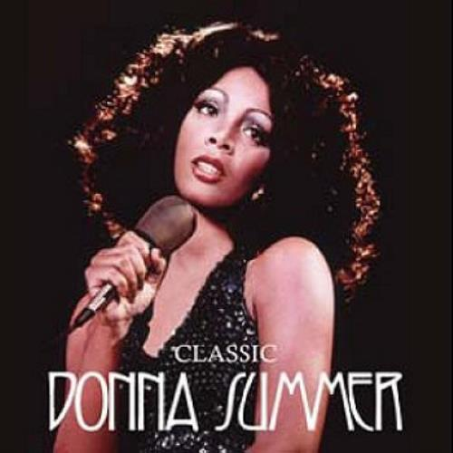 Donna Summer Classic CD album (CDLP) UK SUMCDCL461345