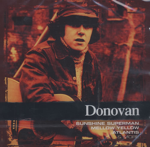 Donovan Collections CD album (CDLP) French DOVCDCO434161