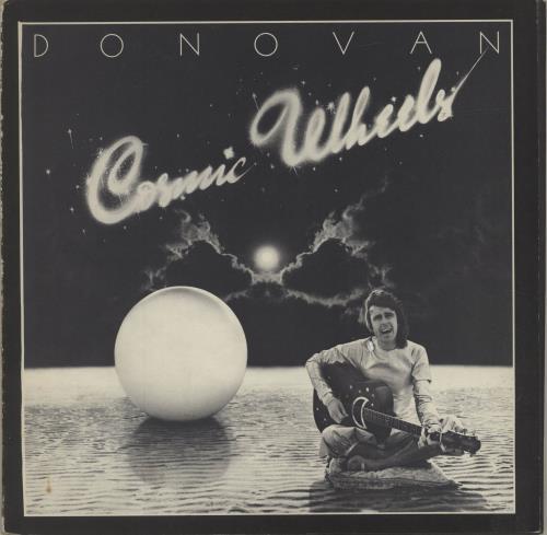 Donovan Cosmic Wheels - Complete - WOL vinyl LP album (LP record) UK DOVLPCO618724
