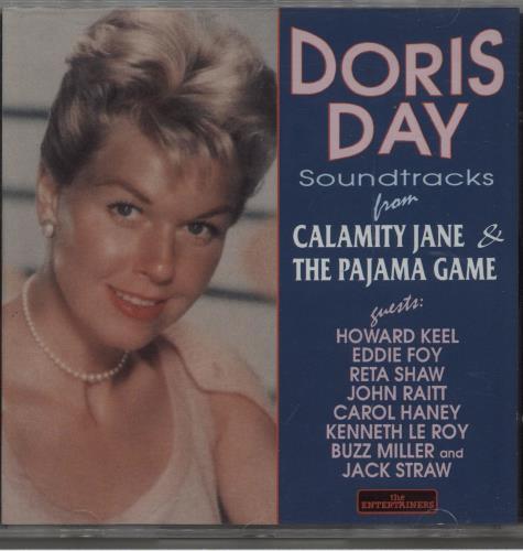 Doris Day Soundtracks From Calamity Jane & The Pajama Game