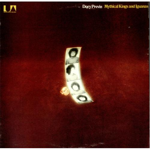 Dory Previn Mythical Kings And Iguanas vinyl LP album (LP record) UK DOILPMY416431