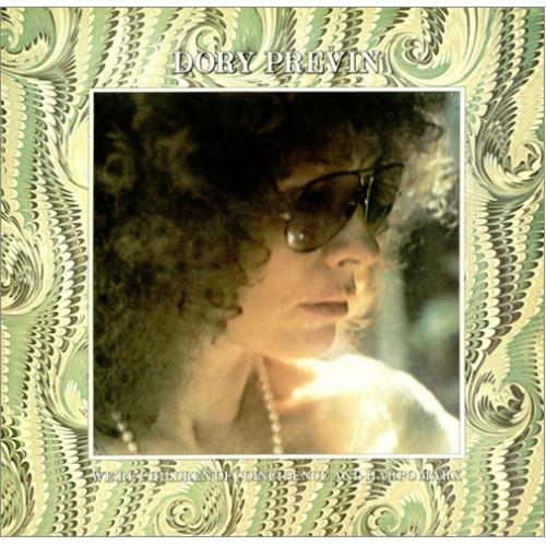 Dory Previn We're Children Of Coincidence And Harpo Marx vinyl LP album (LP record) UK DOILPWE418210