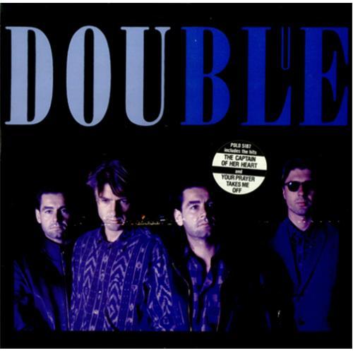 Double Blue Uk Vinyl Lp Album Lp Record 422948