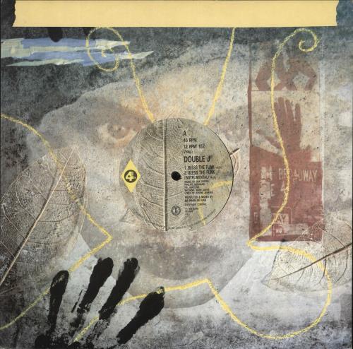 "Double J Bless The Funk 12"" vinyl single (12 inch record / Maxi-single) UK Y9112BL728292"