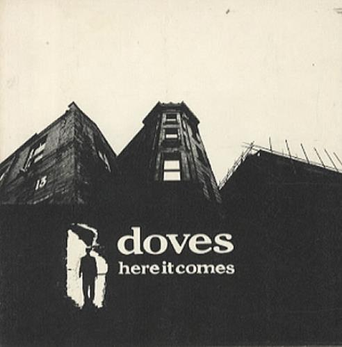 "Doves Here It Comes CD single (CD5 / 5"") UK VOSC5HE252018"