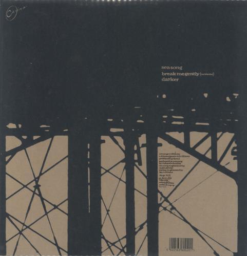 "Doves Sea EP 10"" vinyl single (10"" record) UK VOS10SE216177"