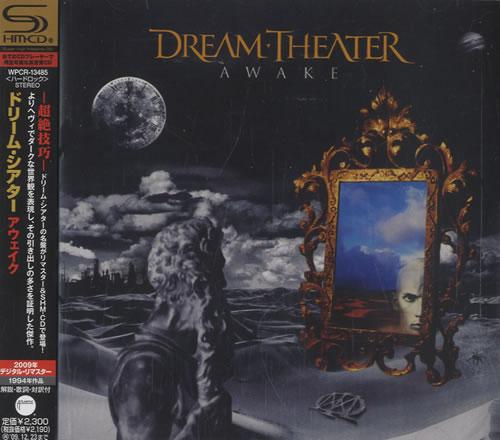 Dream Theater Awake SHM CD Japanese DRTHMAW496229